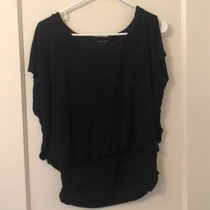 WHBM clutter sleeve top